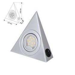 Trójkąt LED z włącznikiem