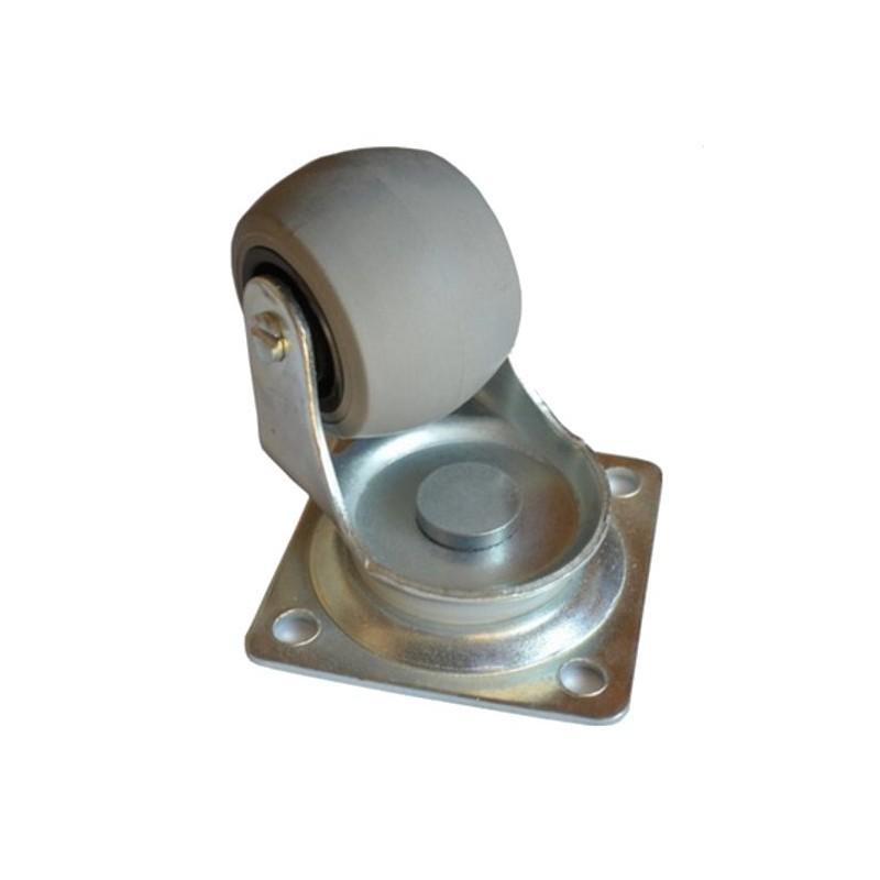 Kółko do fotela gumowe trzpień fi8mm/N z tuleją