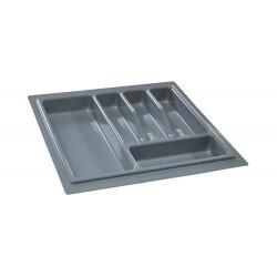 Wkład na sztućce do szafki 50/43 metalik