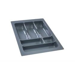 Wkład na sztućce do szafki 40/49 metalik COMFORT