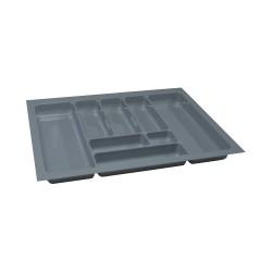 Wkład na sztućce do szafki 70/49 metalik COMFORT