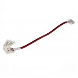 Złączka do taśm LED 8mm na kablu samozaciskowa