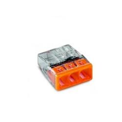 Złączka WAGO 3x0,5-2,5mm2