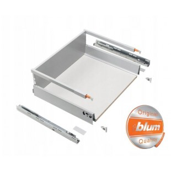 Blum szuflada Tandembox Antaro D szara