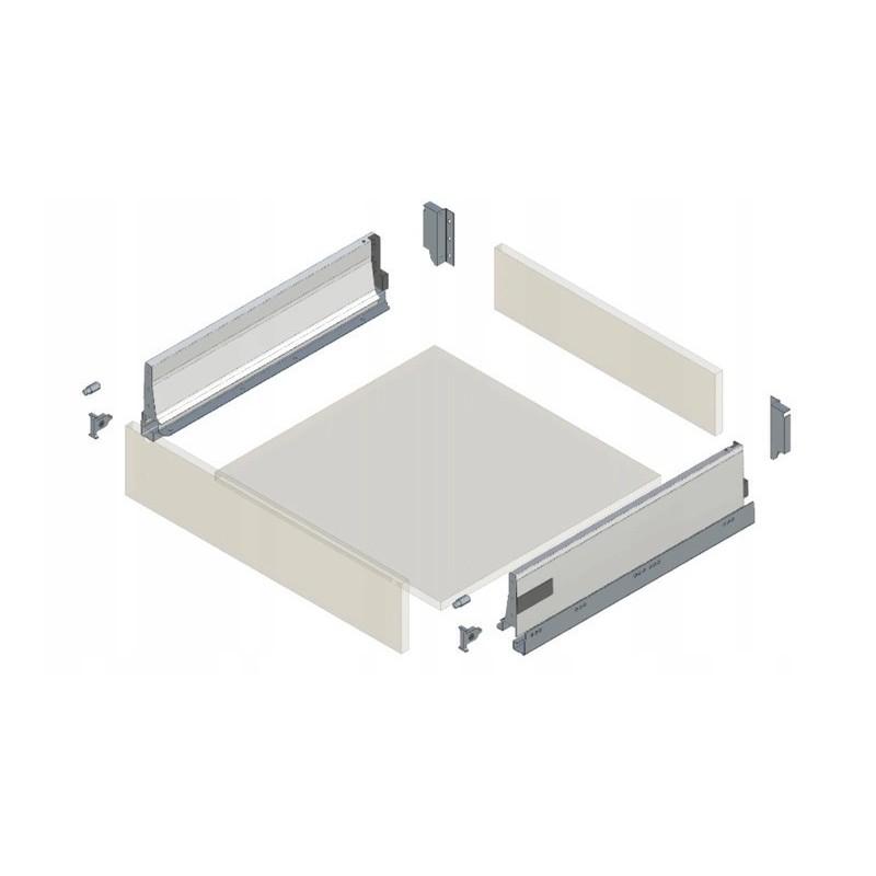 Blum szuflada Tandembox Antaro 450 K szara
