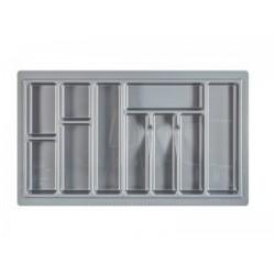 Wkład na sztućce do szafki 80/43 metalik