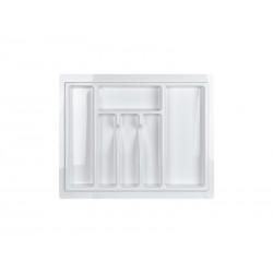 Wkład na sztućce do szafki 60/43 biały