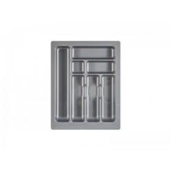 Wkład na sztućce do szafki 45/49 metalik