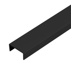Laguna profil C ceownik 18mm 8660 czarny mat