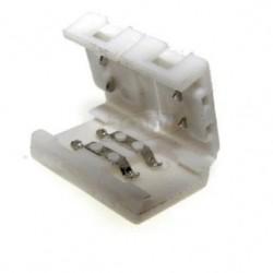 Złączka do taśm LED 8mm samozaciskowa dwustronna