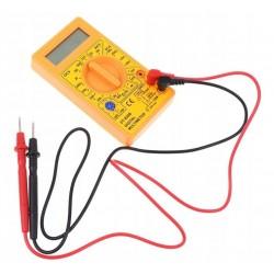 Miernik cyfrowy elektryczny multimetr DT 830B